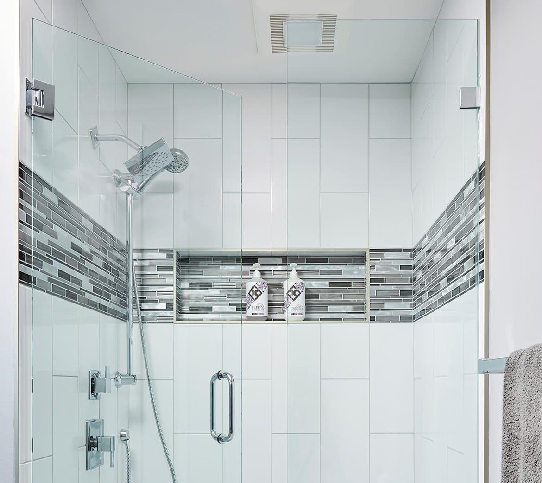 Master Bath Remodel Commonwealth Woodbury Mn Novare Renovation Design