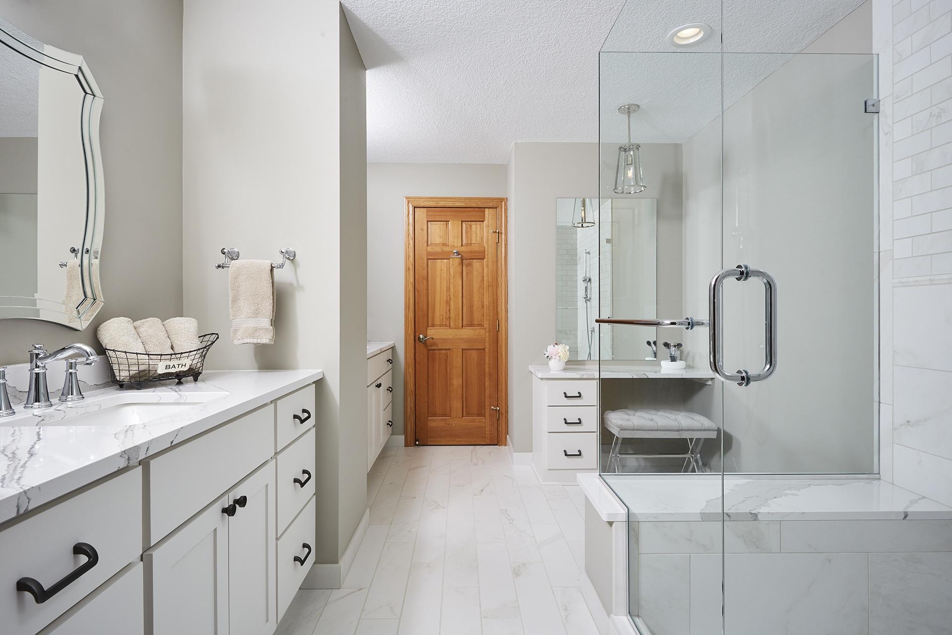 Master Bathroom Remodel Lake Elmo, MN